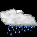 Έντονη Βροχόπτωση